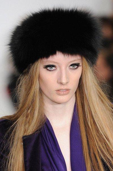 Quel chapeaux poter en hiver ? dans Accessoires de mode femme Rachel+Zoe+Fall+2012+Details+7TIiuTiKmyul